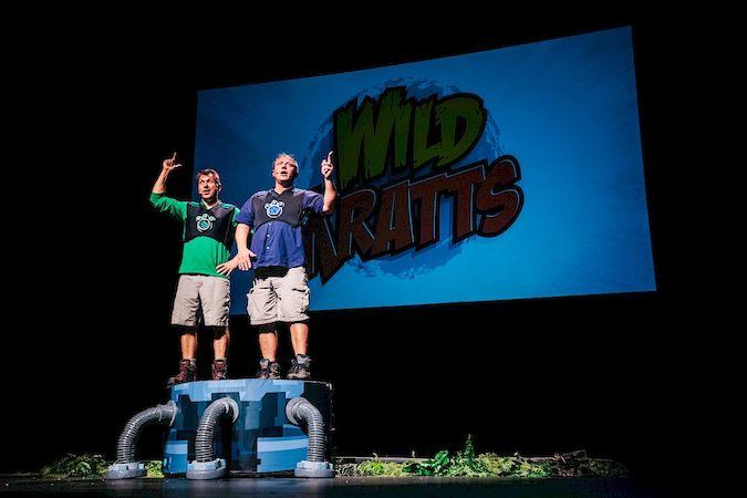 Wild Kratts - Live! | Brad Simon Organization